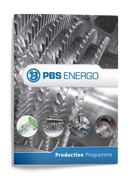 PBS Energo - Production Programme