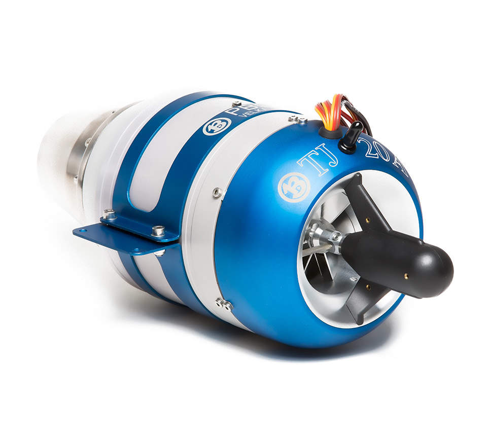 Jet Engine PBS TJ23U