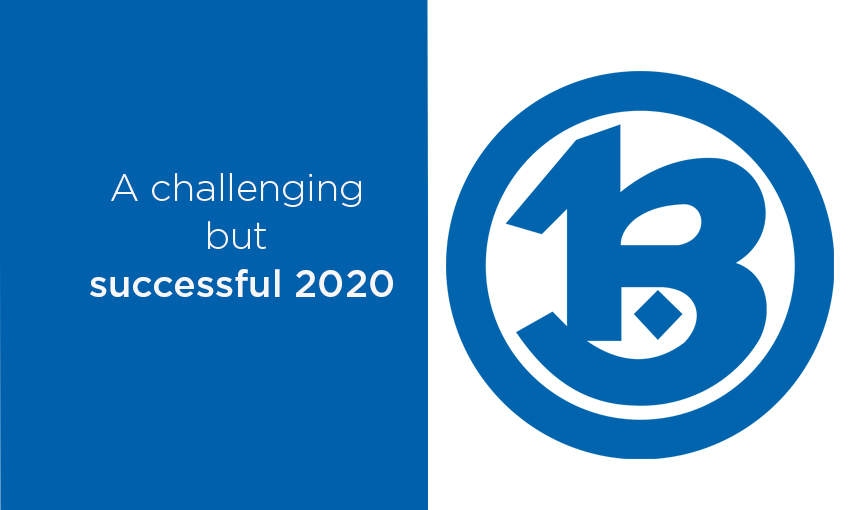 A challenging but successful 2020