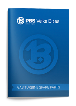 PBS_Turbine blades catalogue