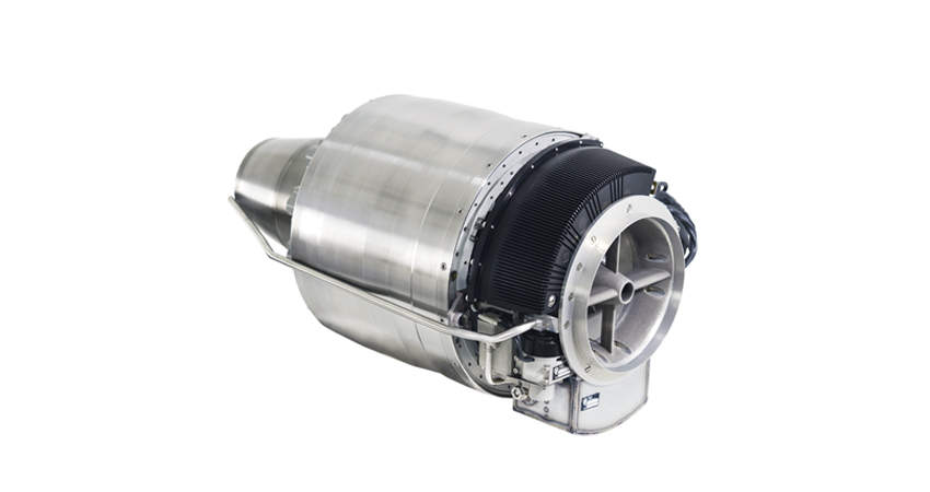 Jet Engine PBS TJ150
