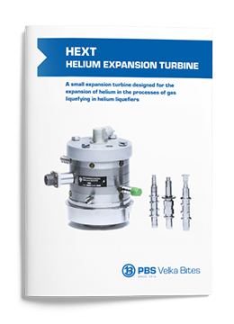 PBS Hext Helium Expansion Turbine