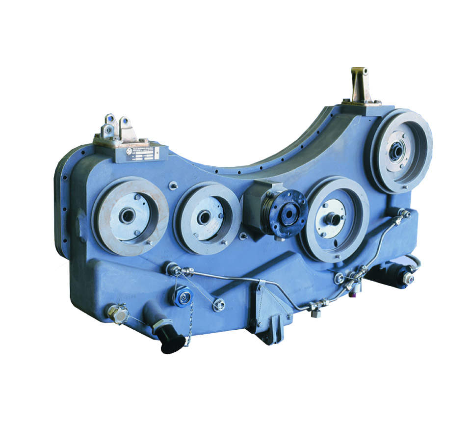 Aircraft gearboxes - PBS